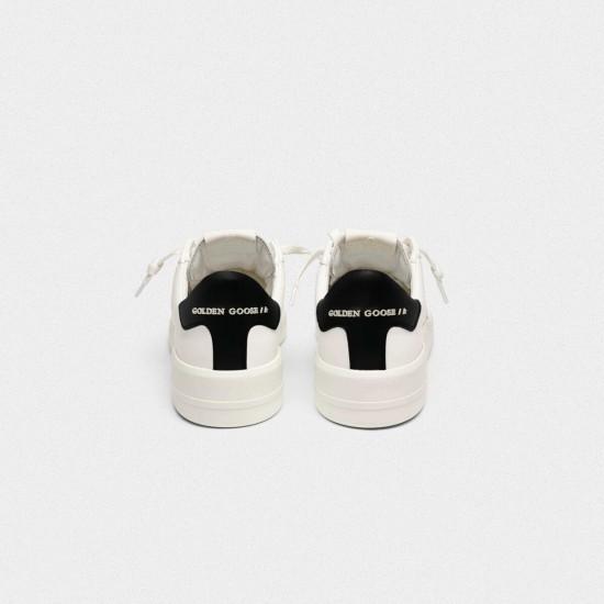 Men's/Women's Golden Goose purestar sneakers with black