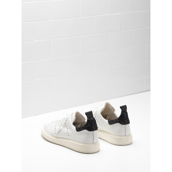 Women's Golden Goose starter sneakers upper in contrasting color
